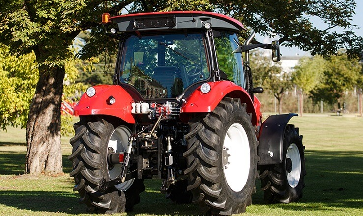 Tractor Tagro
