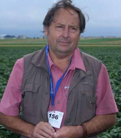 Cultura cartofului - Fermierul Mihail Mucsi