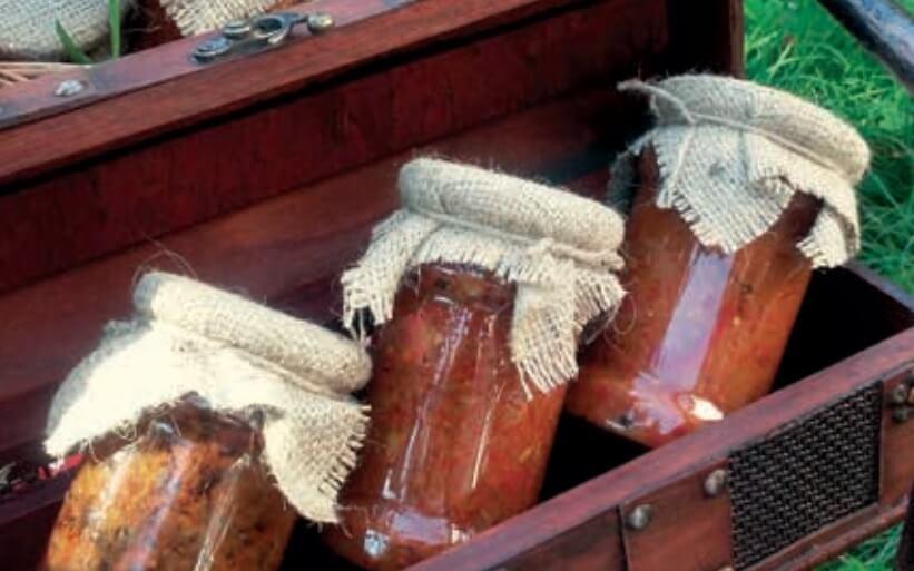 Afaceri cu produse traditionale dulceata