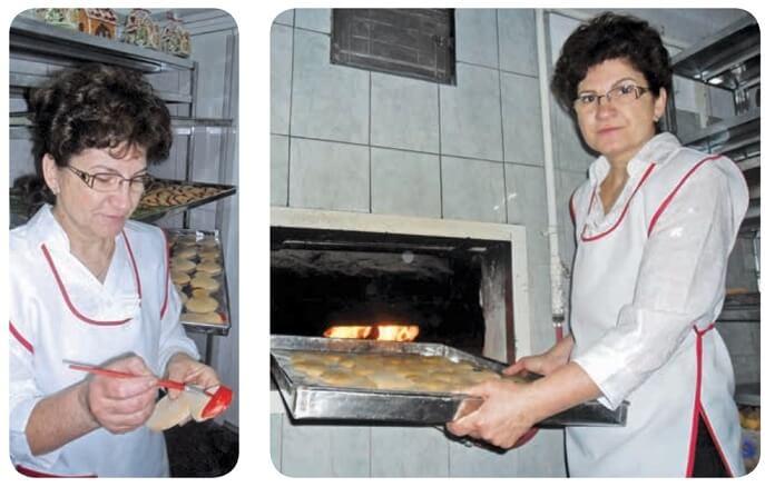 Elisabeta Onu, proprietara afacere turta dulce