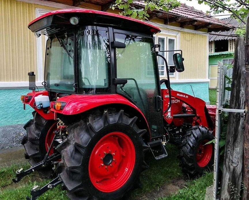 Tractor romanesc Reghin